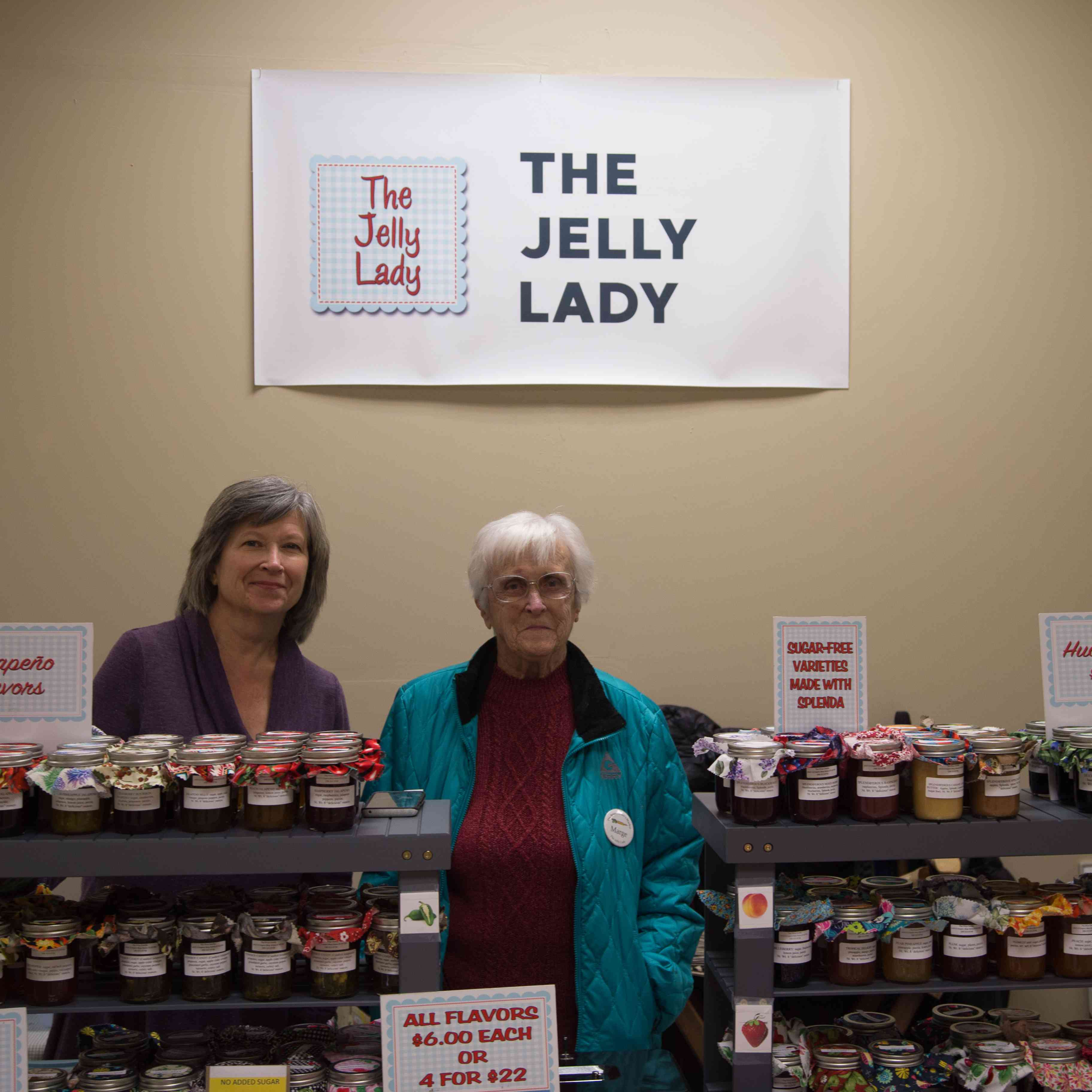 The Jelly Lady