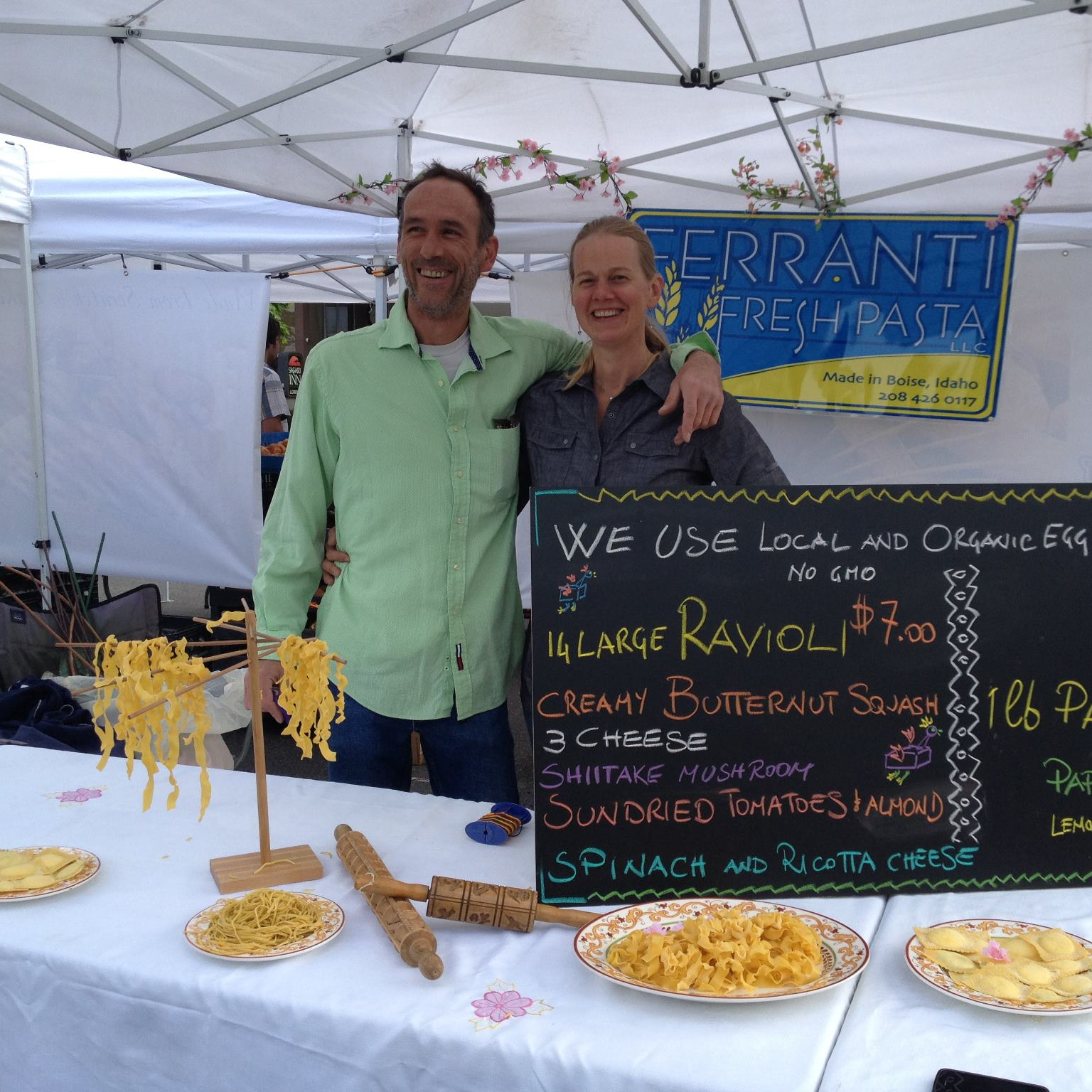 Ferranti Fresh Pasta