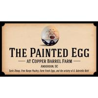 The Painted Egg at Copper Barrel Farm