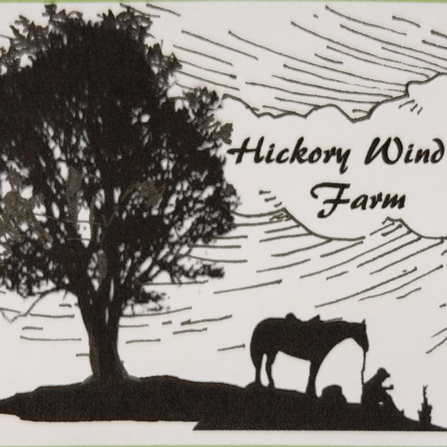 Hickory Wind Farm