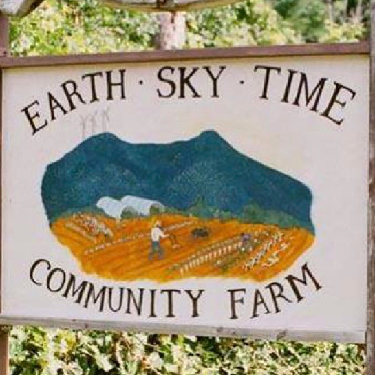 Earth Sky Time Farm