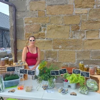 Acadian Acres Farm - Wild Edibles