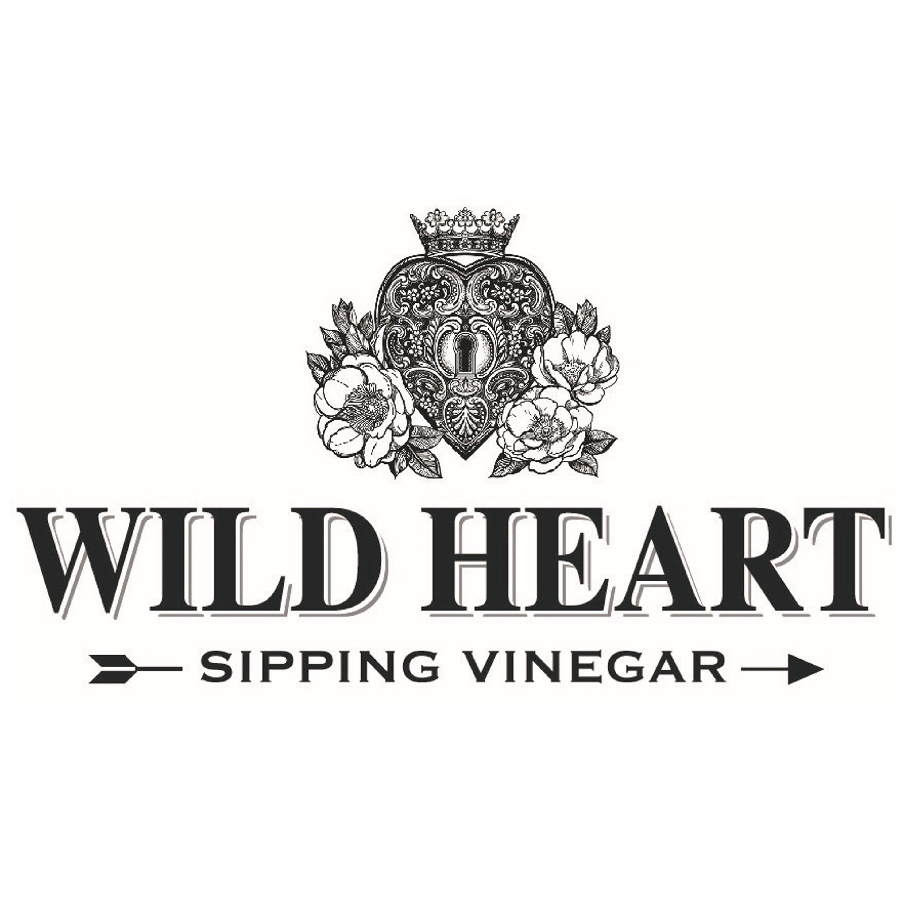 Wild Heart Sipping Vinegar