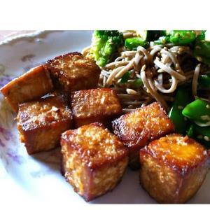 Acadiana Tofu
