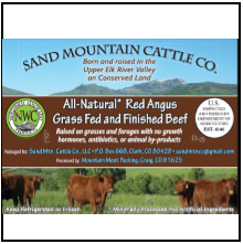Sand Mountain Cattle Company