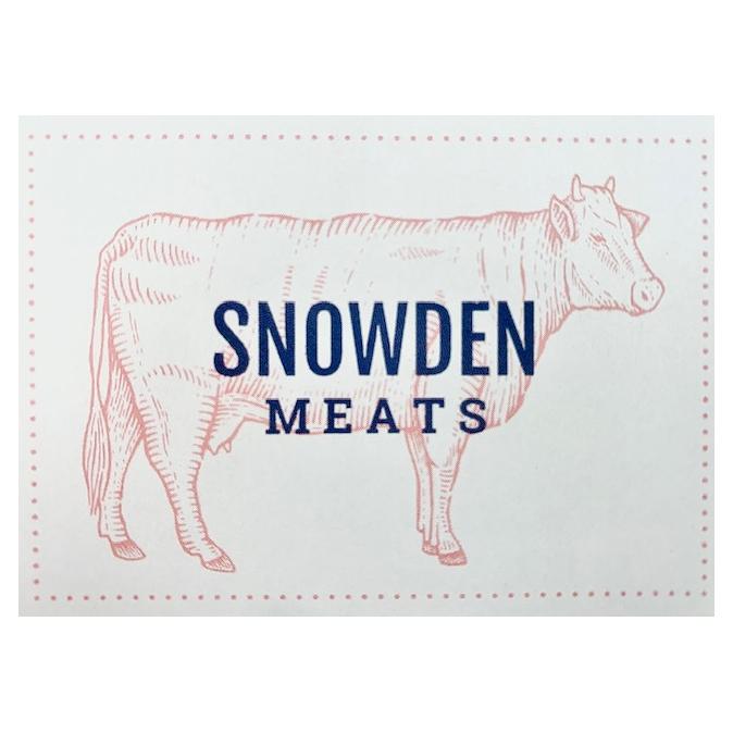 Snowden Meats