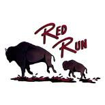 Red Run Bison
