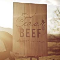 Cedar Beef