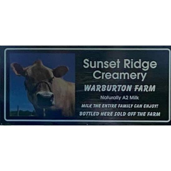 Sunset Ridge Creamery