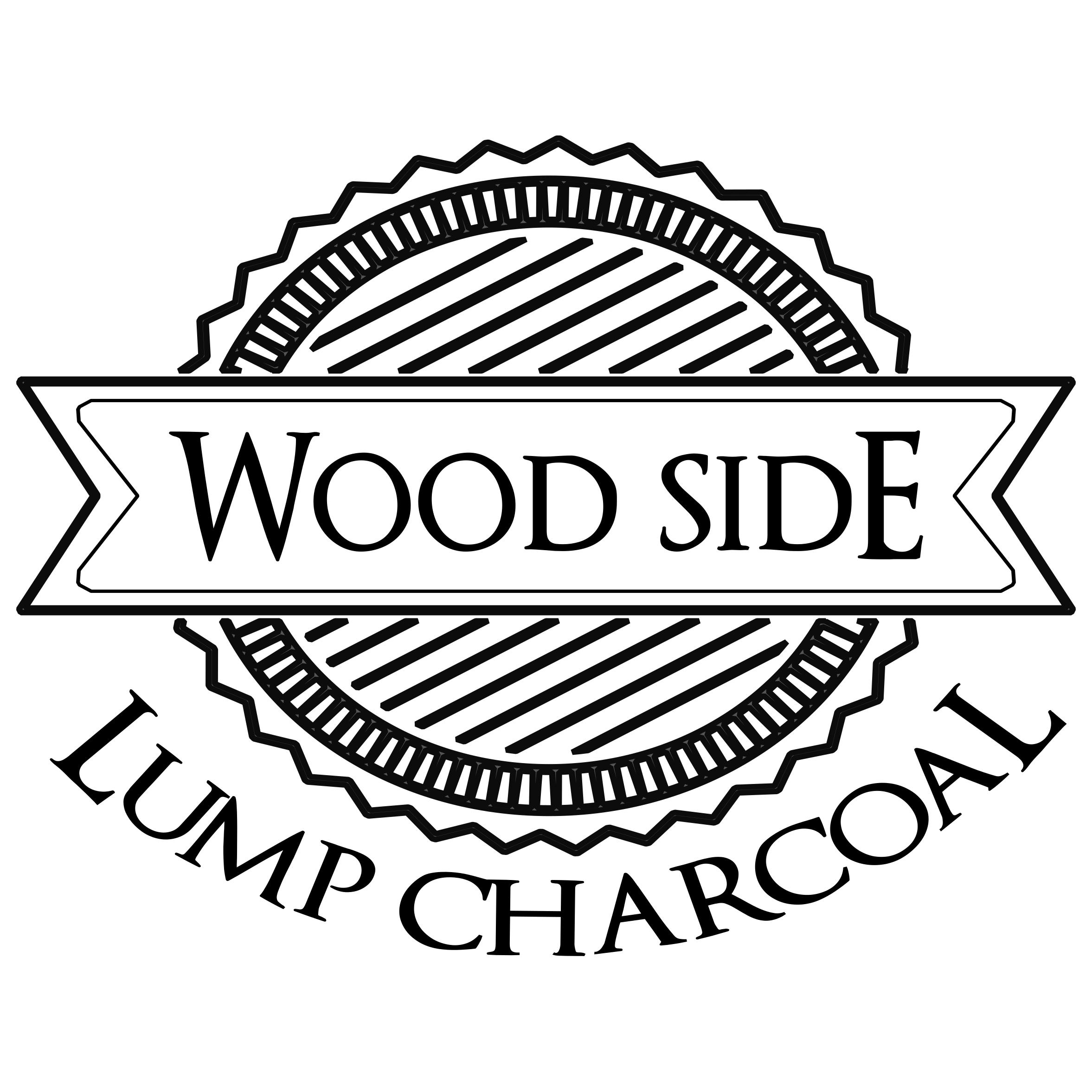 Wood Side Lump Charcoal