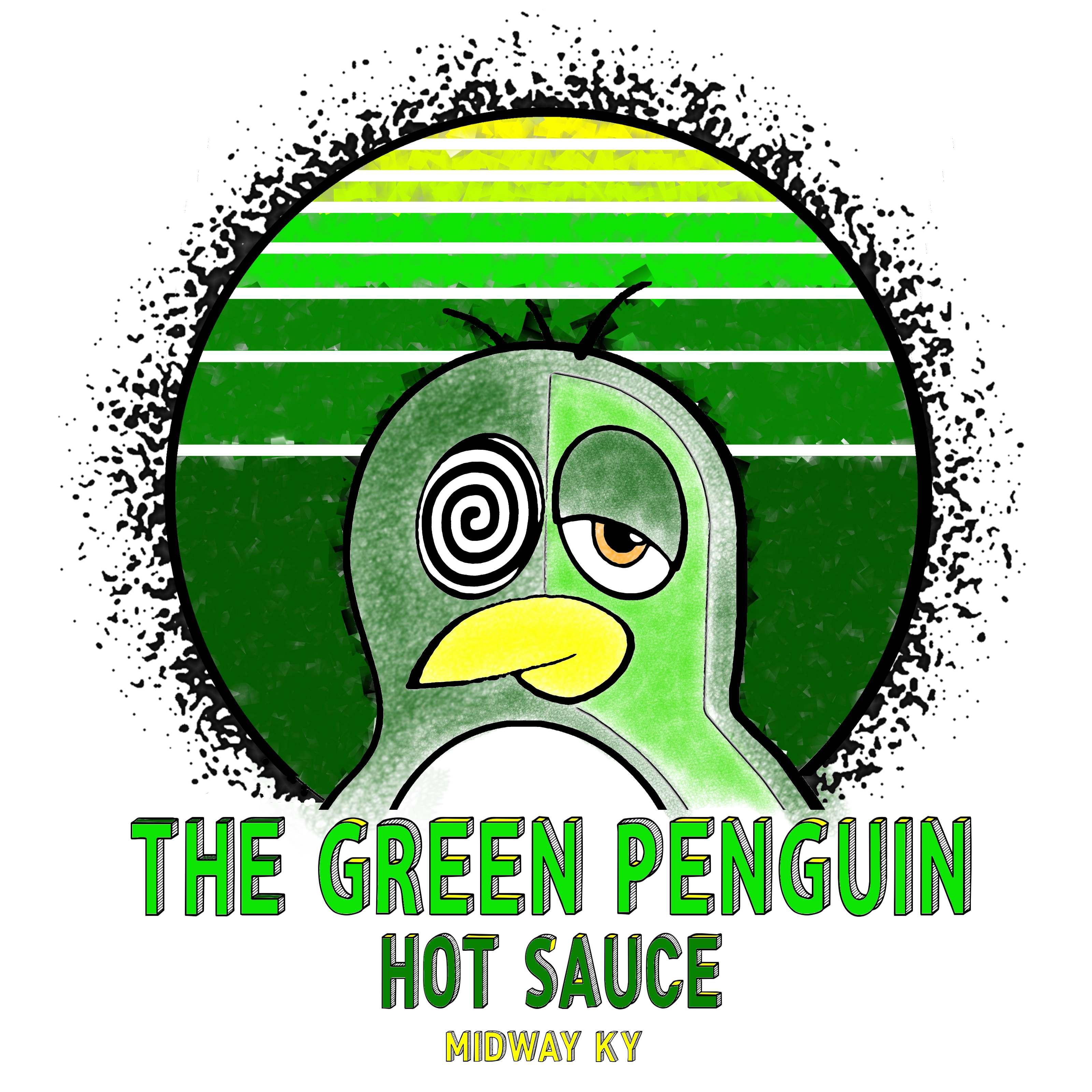 Green Penguin Hot Sauce