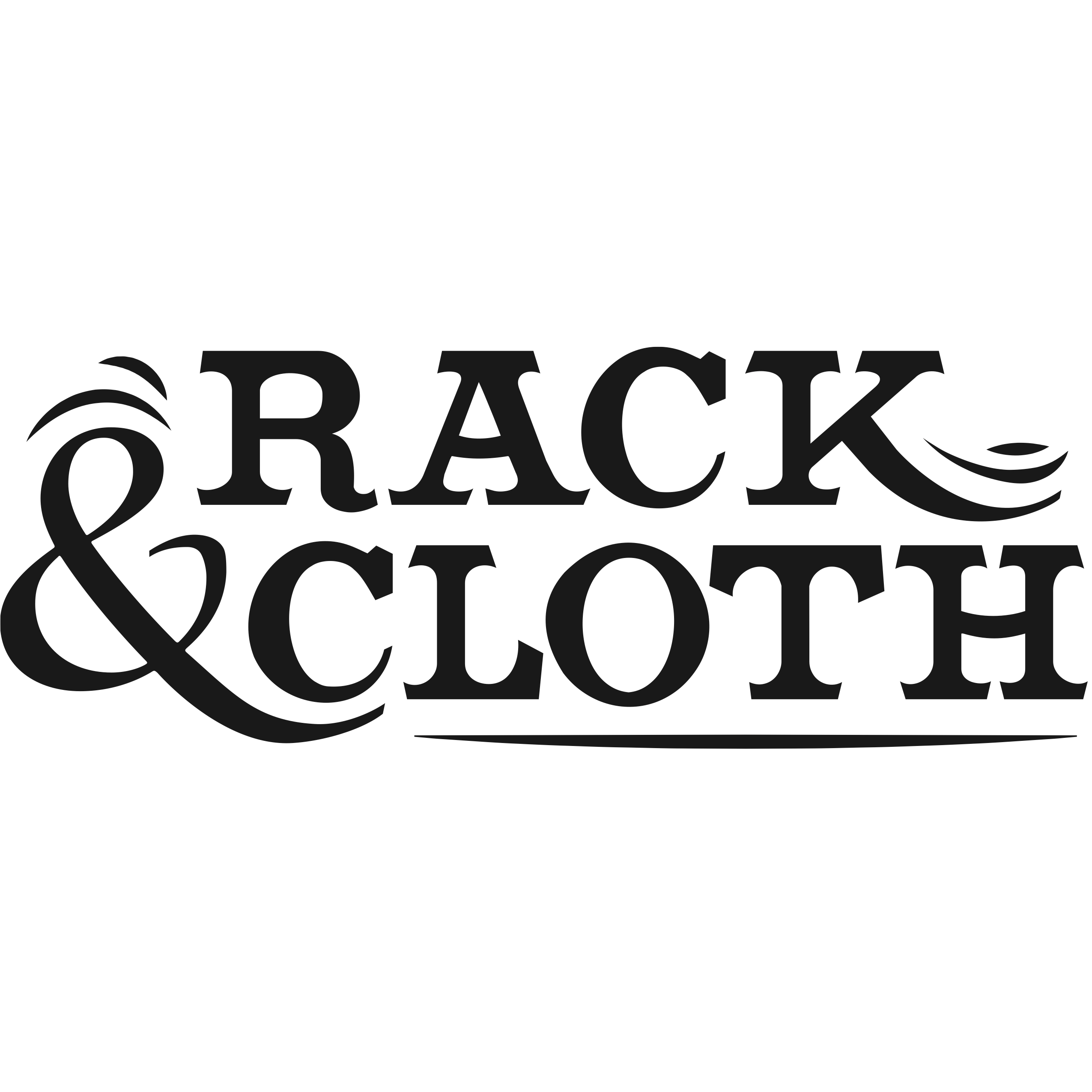 Rack & Cloth