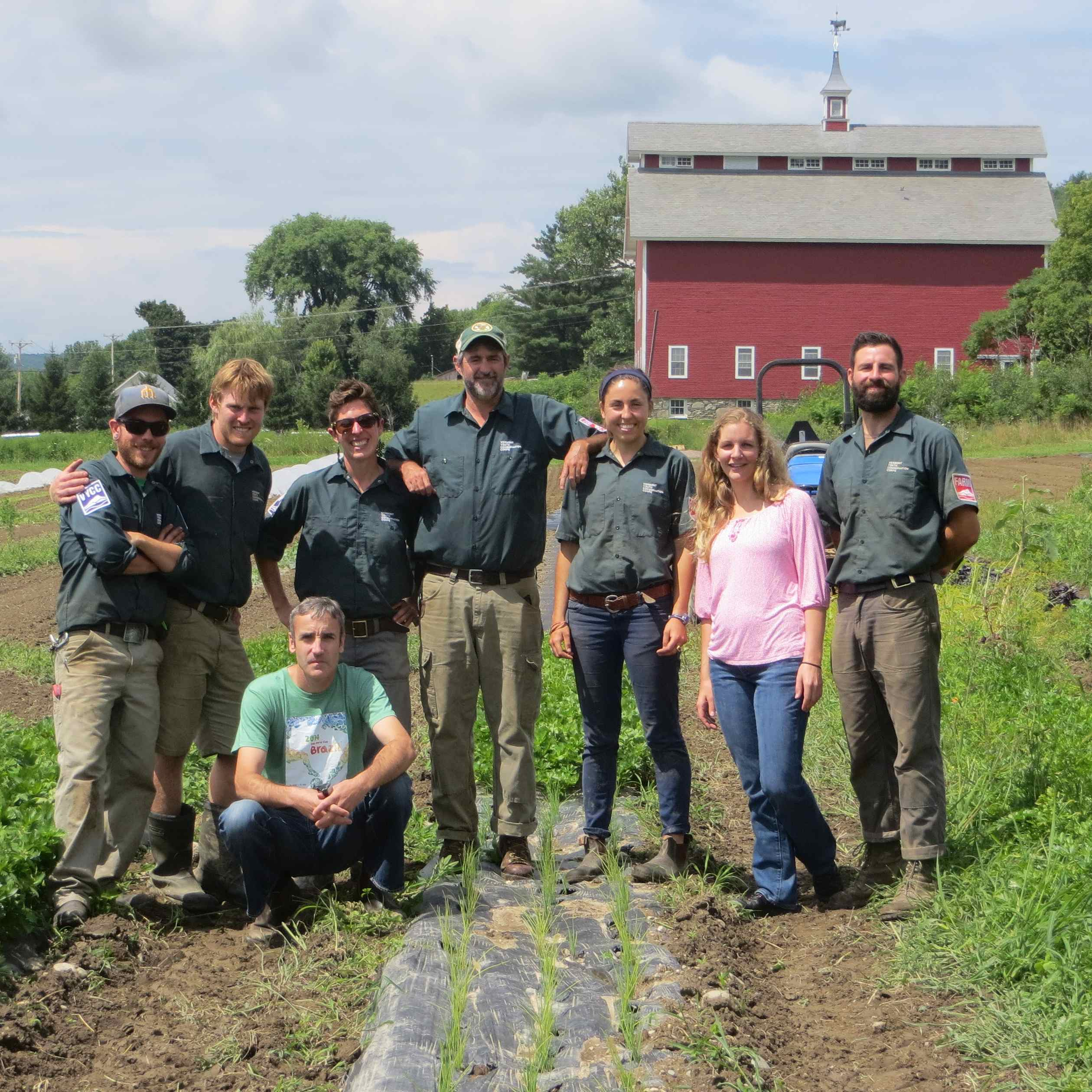 Farm at VT Youth Conservation Corps