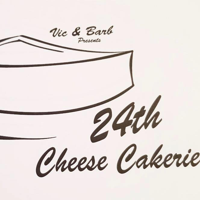 24 Cheesecakerie