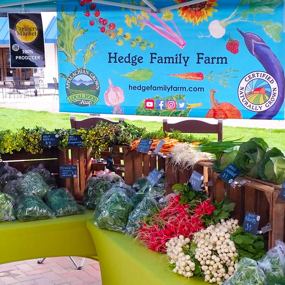 Hedge Family Farm