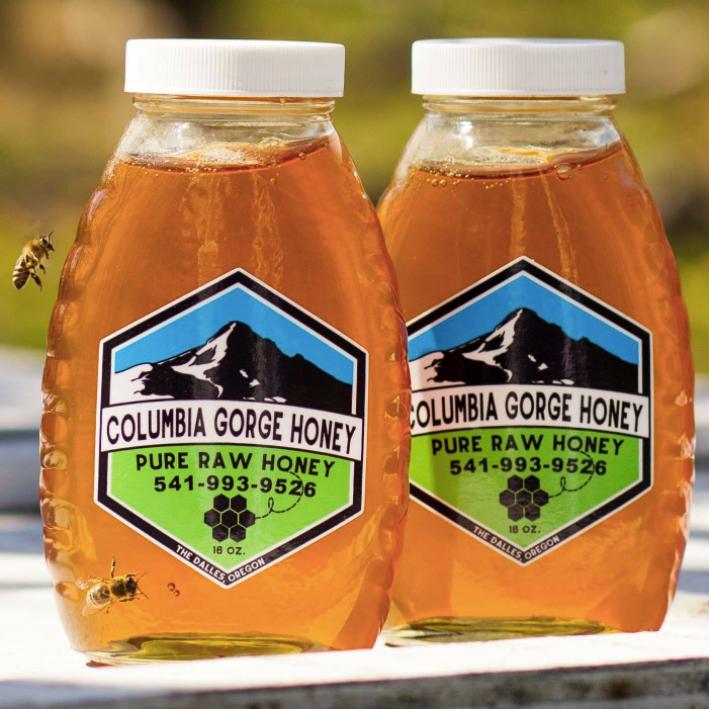 Columbia Gorge Honey