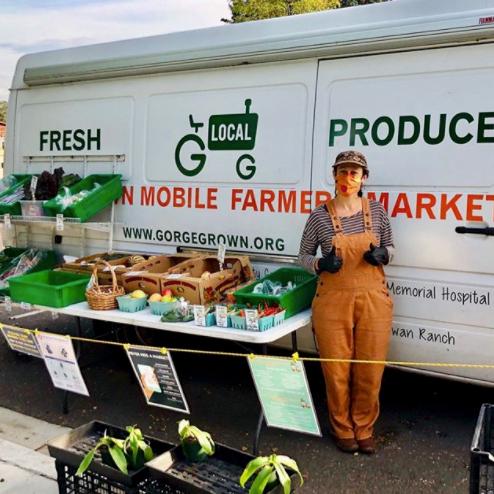 Gorge Grown Mobile Farmers Market
