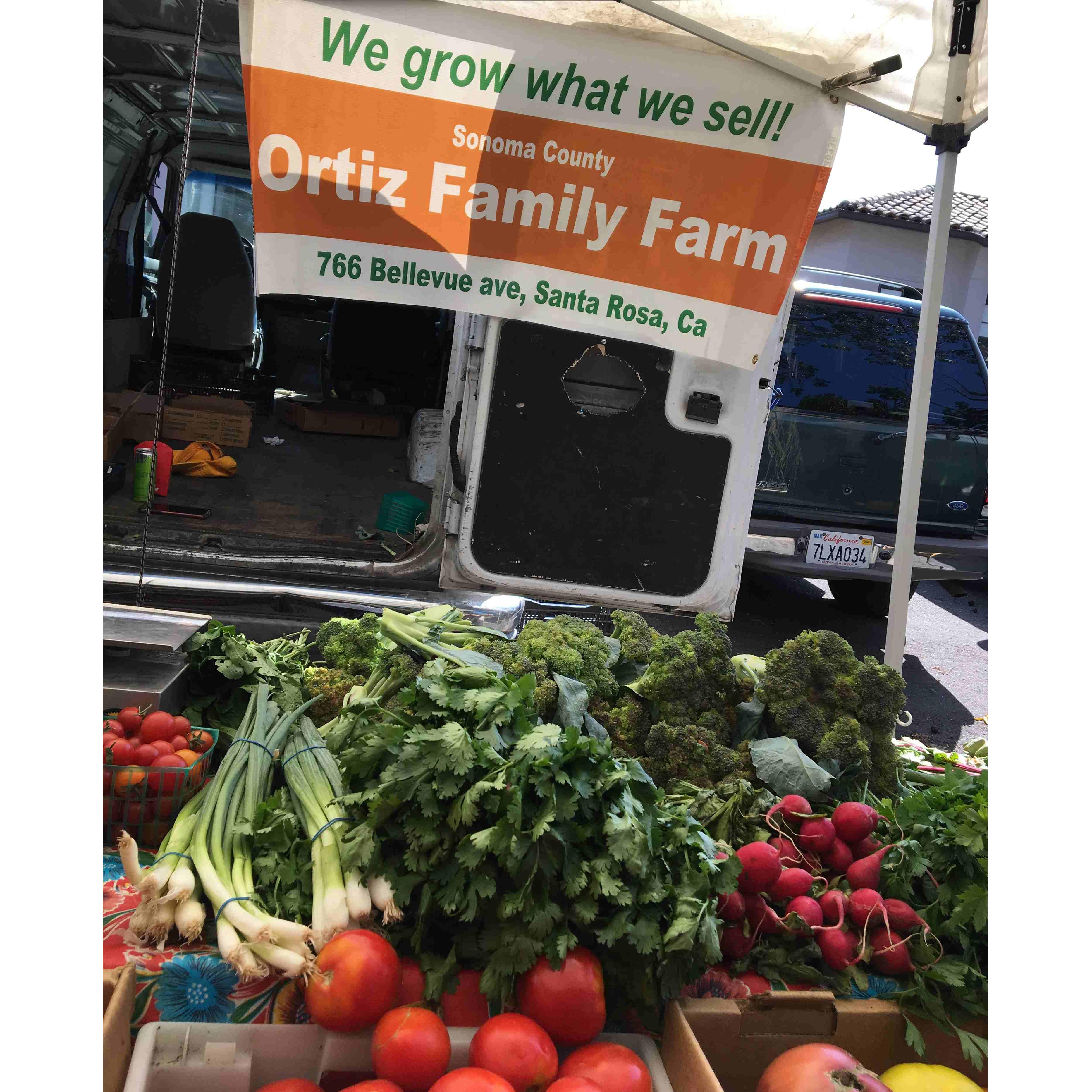 Ortiz Family Farm