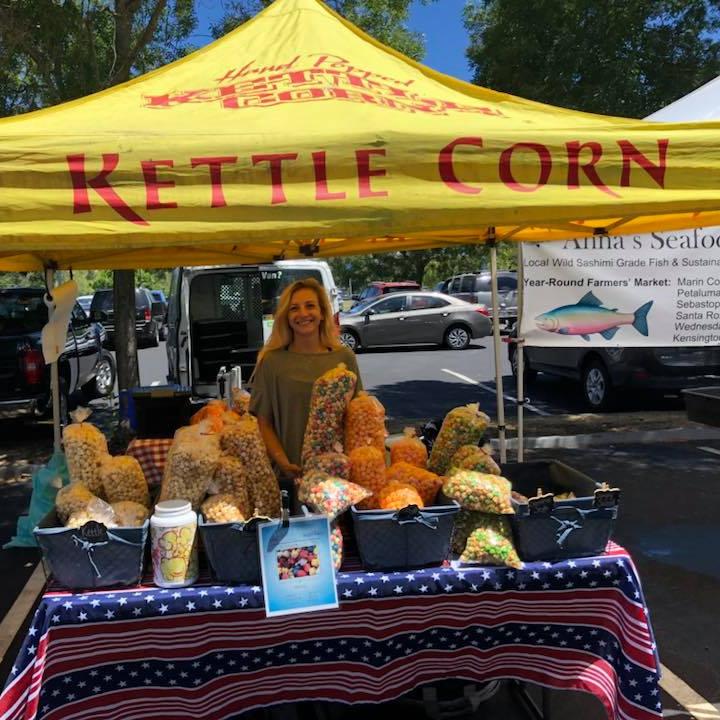 Lucky Pop Kettle Corn