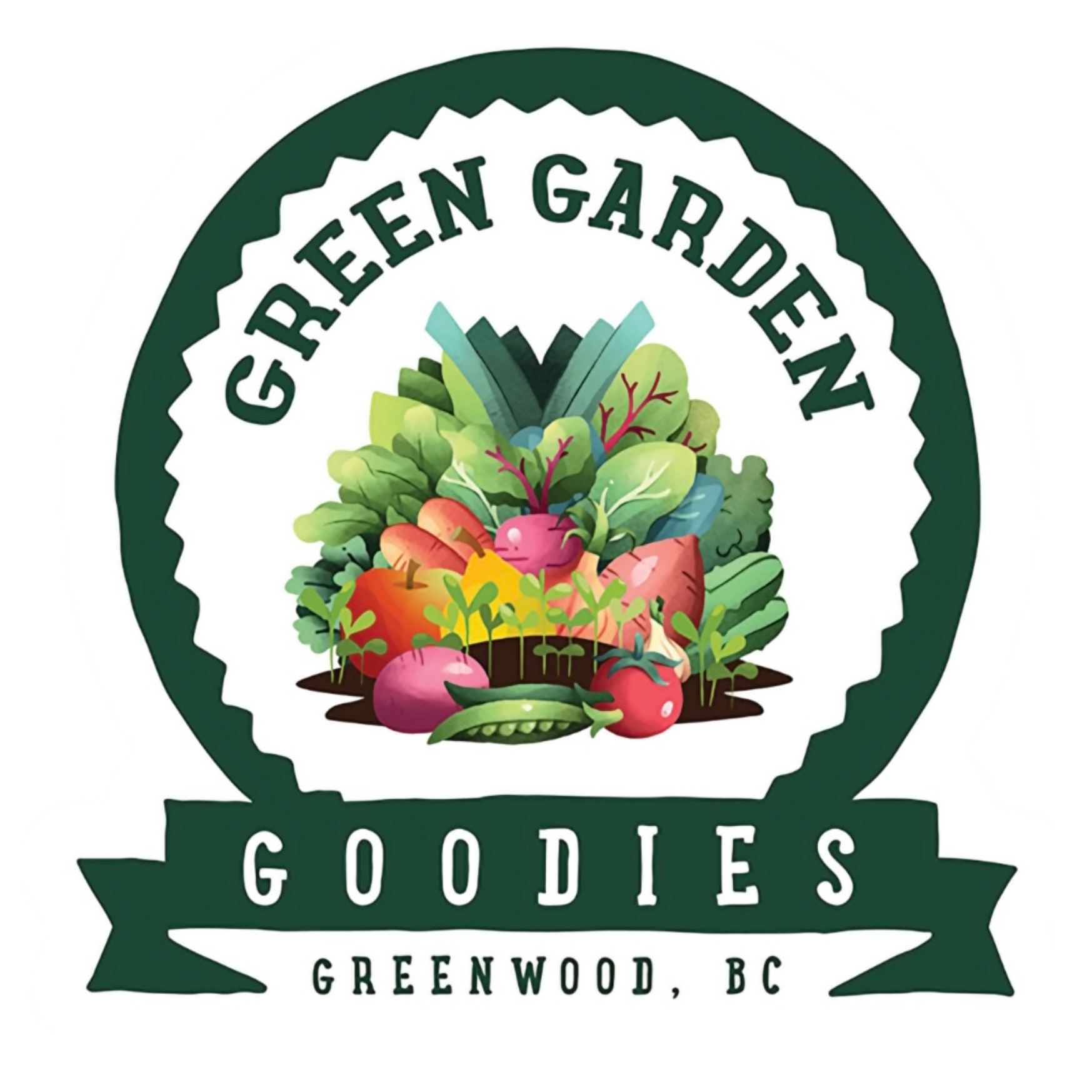 Greenwood Garden Goodies by Alison