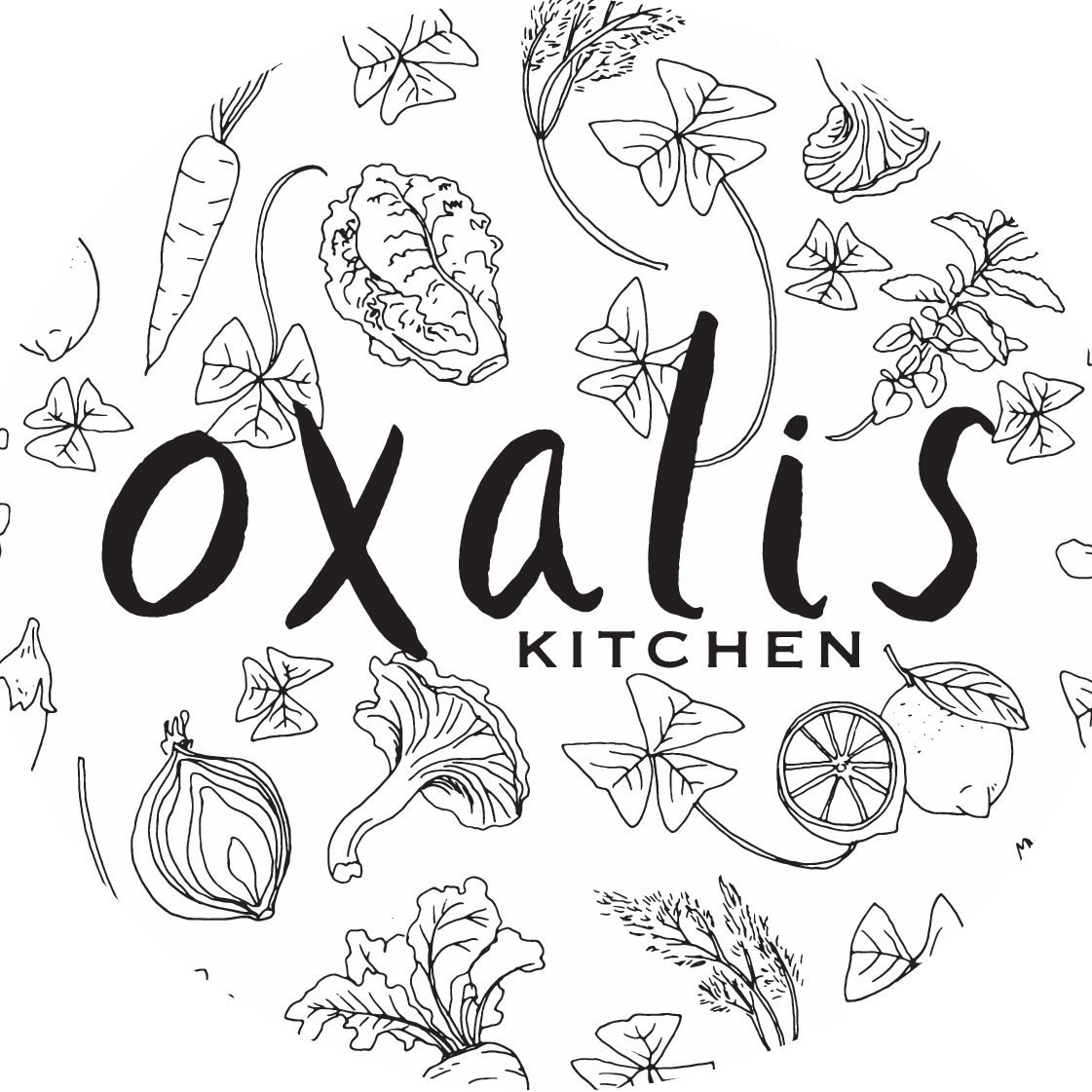 Oxalis Kitchen