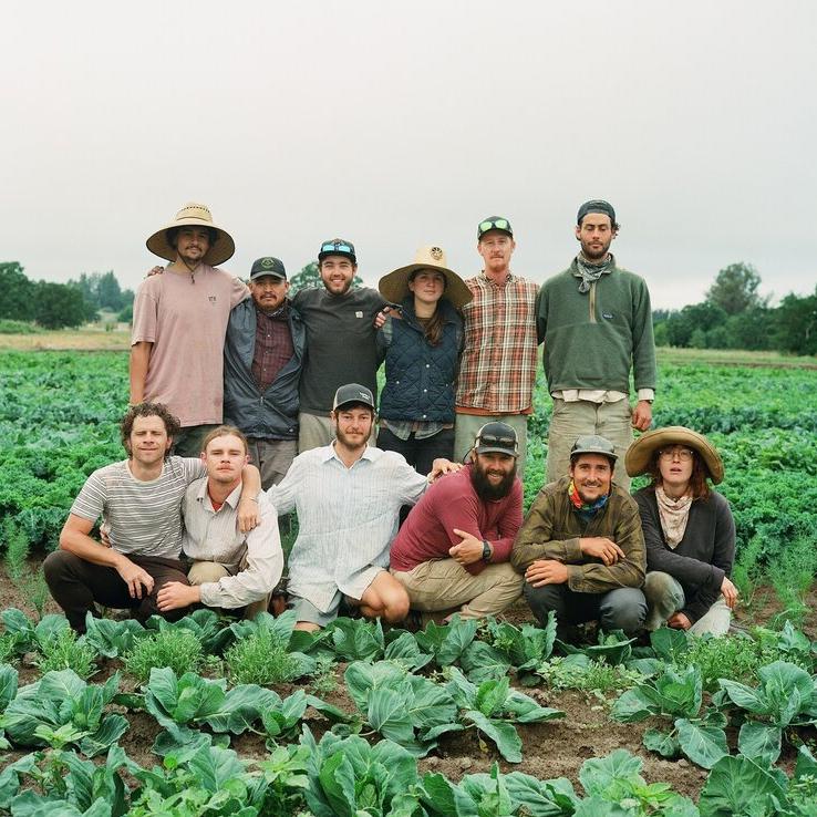 New Family Farm, CCOF Certified  via FEED Sonoma