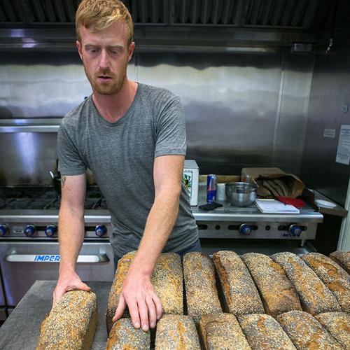 Eliot's Whole Grain Bread