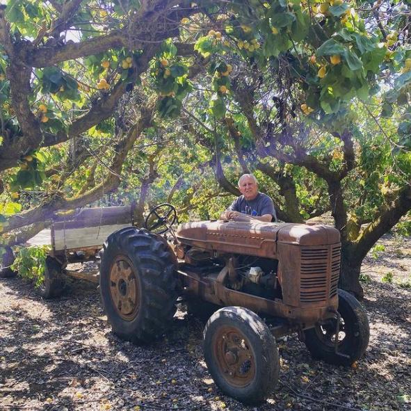 Farmer Paul Ramirez via FEED Sonoma