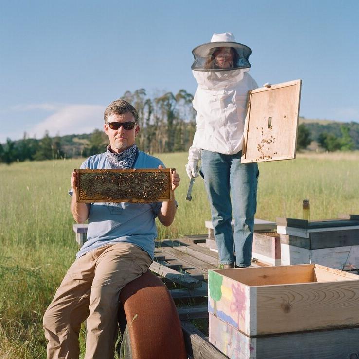 Kiss the Flower Honey Co. via FEED Sonoma