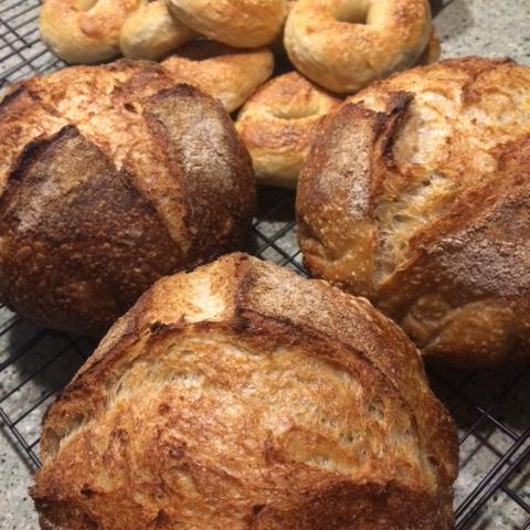 Flo-Dough Breads