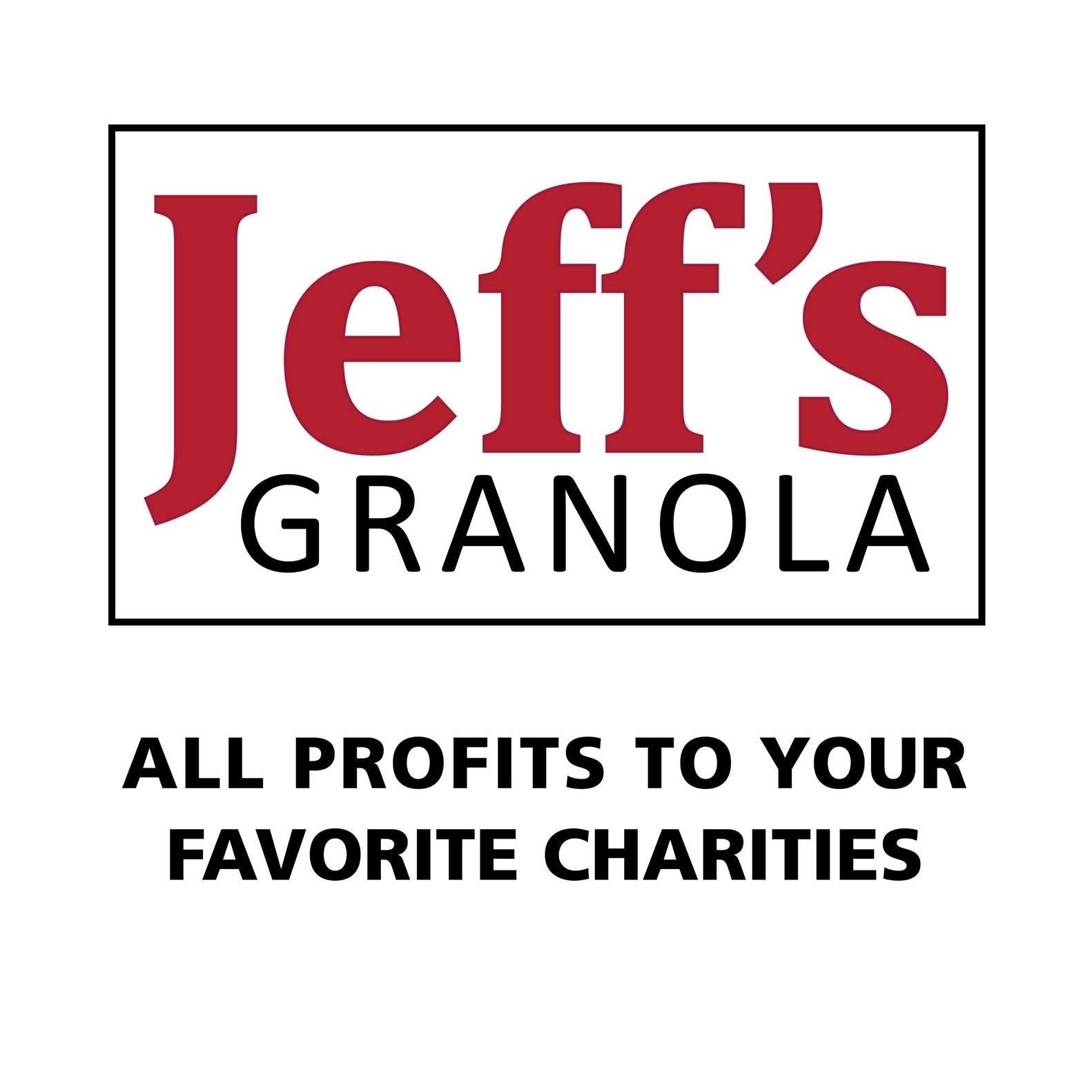 Jeff's Granola