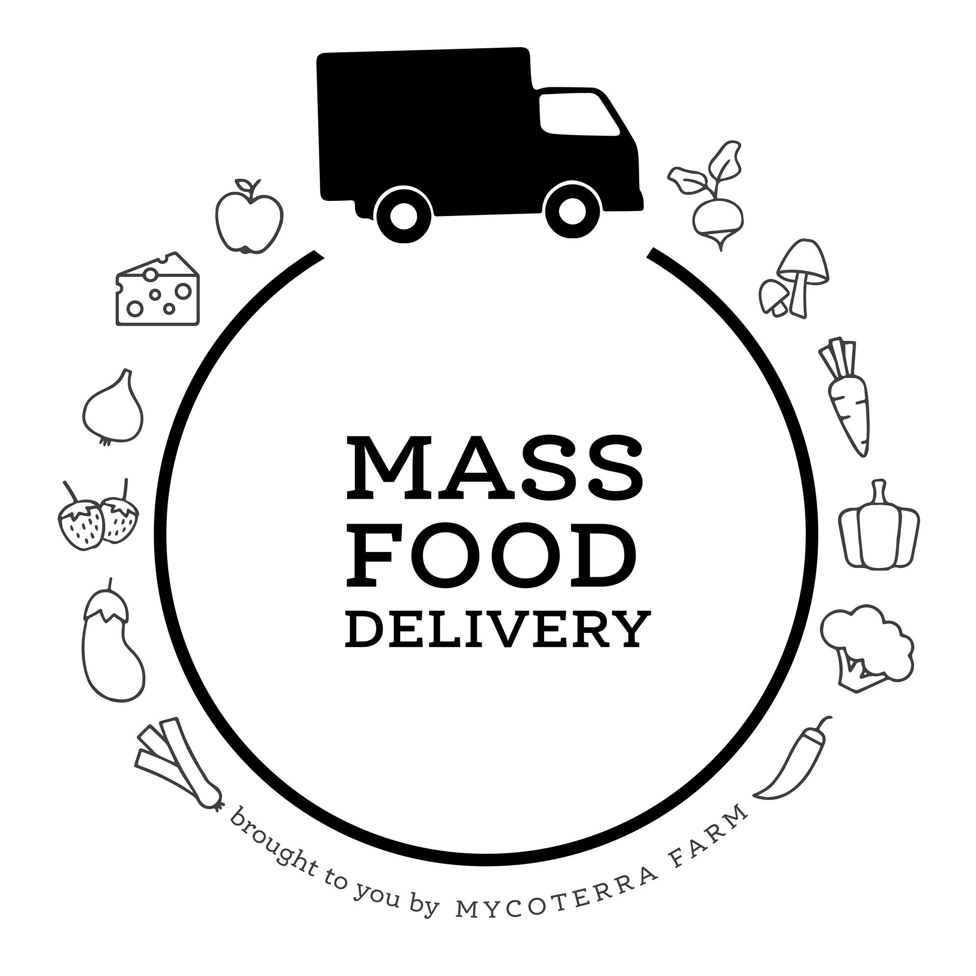 Mass Food Delivery