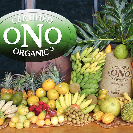 Ono Organic Farms Hana