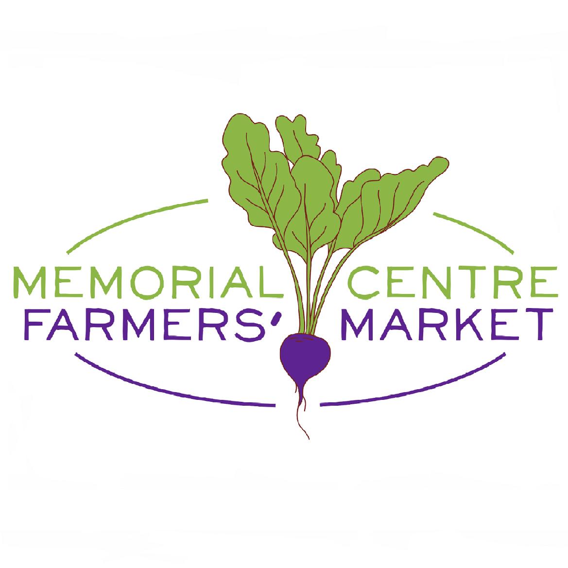 *Memorial Centre Farmers' Market*