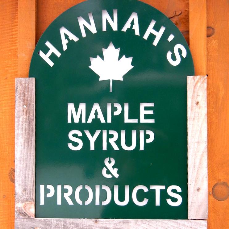 Hannah's Maple Syrup