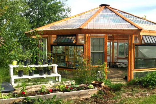 Sage Oasis Garden