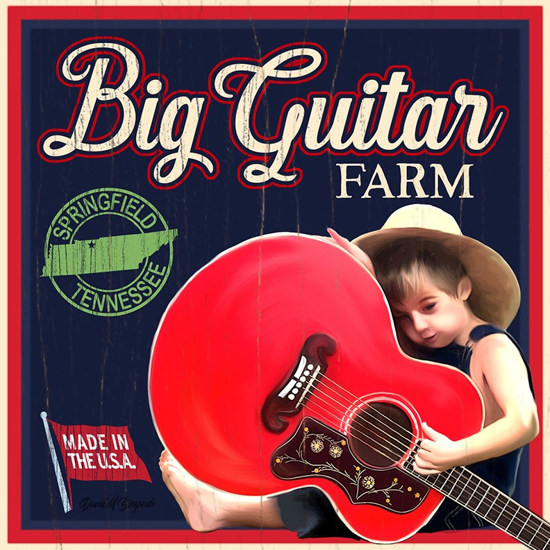 Big Guitar Farm