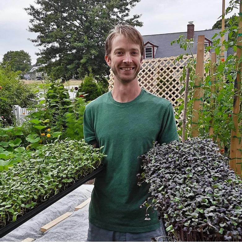 Living Soil Gardens
