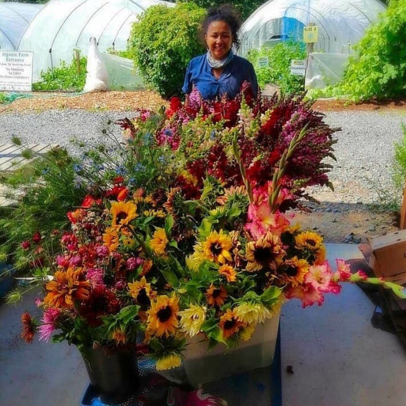 Sustainable Blooms