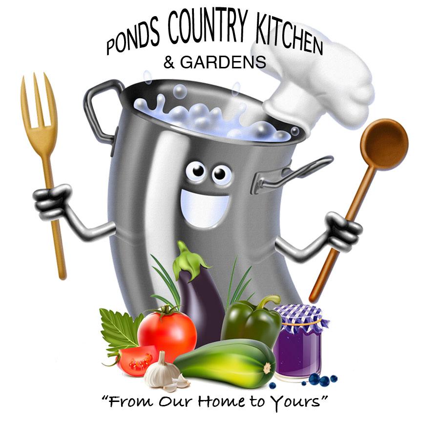 Pond's Country Kitchen & Gardens
