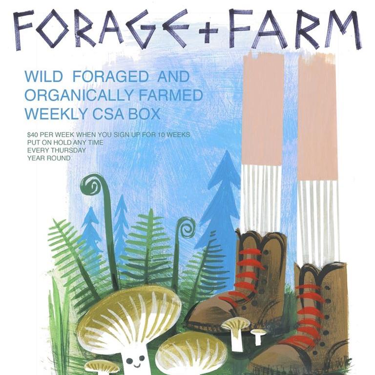 Forage & Farm