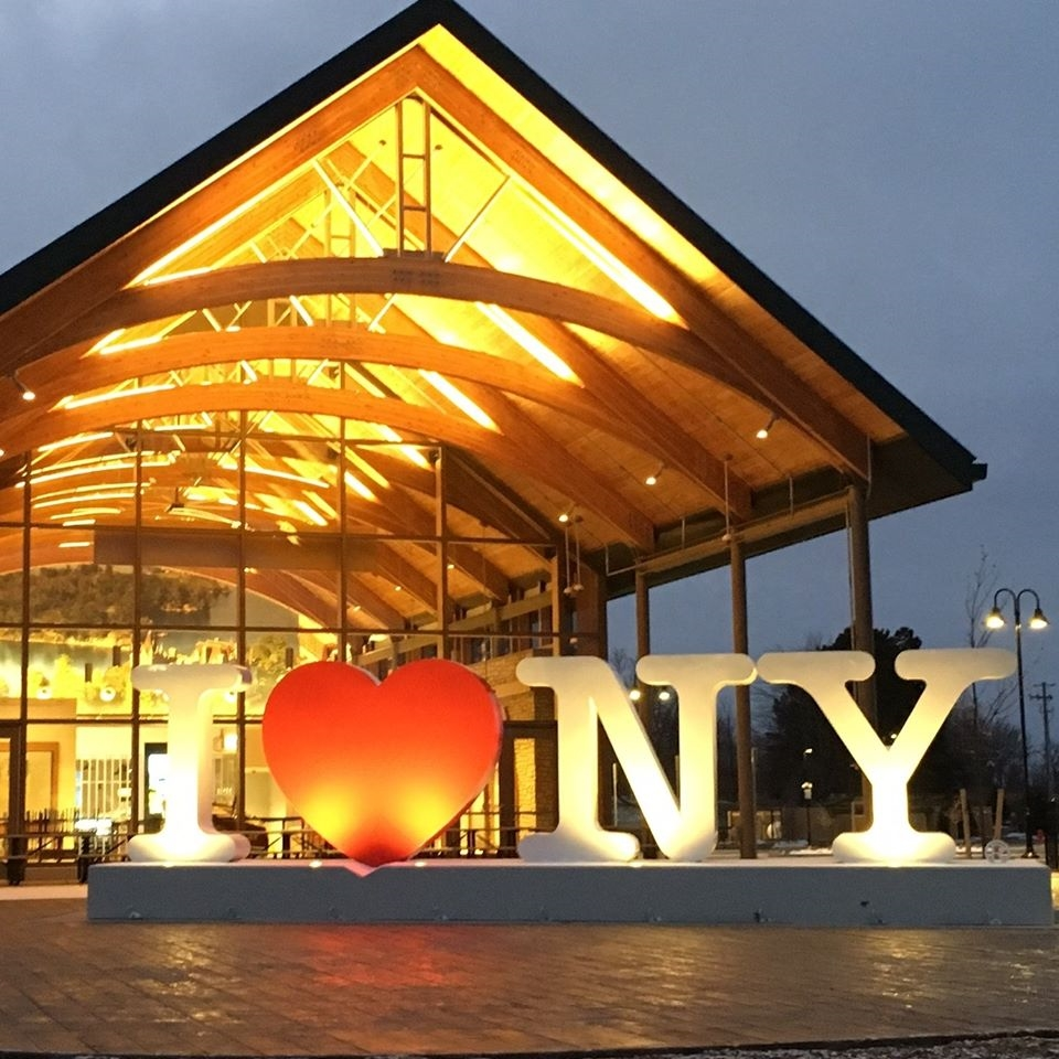 Taste of New York- North Country Welcome Center