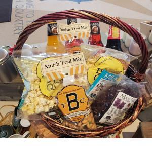 Movie Night Gift Basket