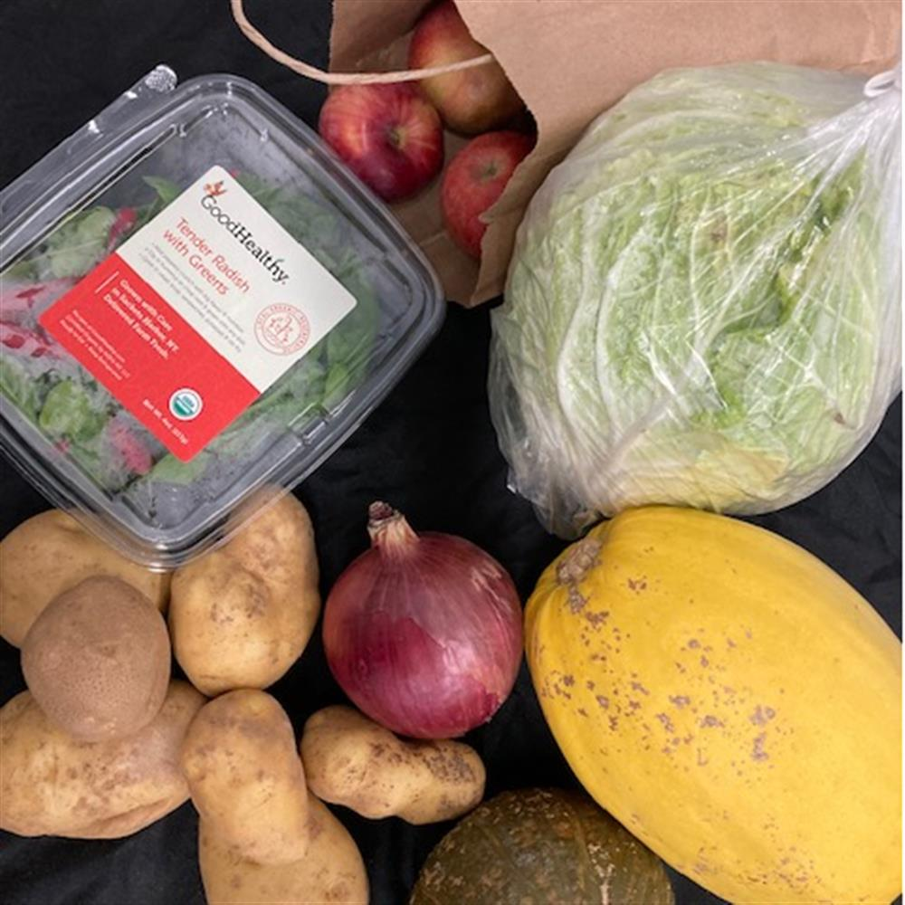 Fruit & Veggies Bag- Sampler