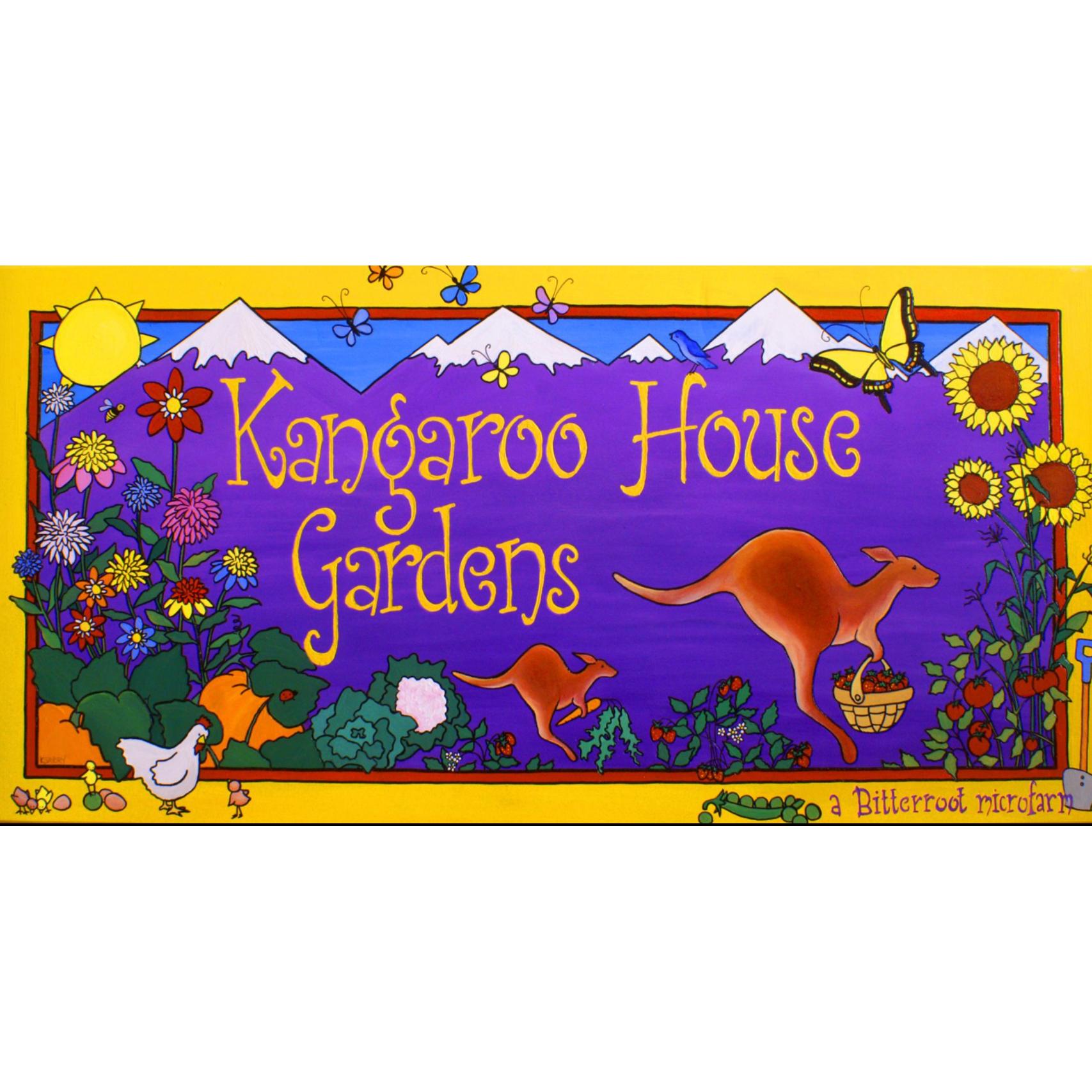 Kangaroo House Gardens