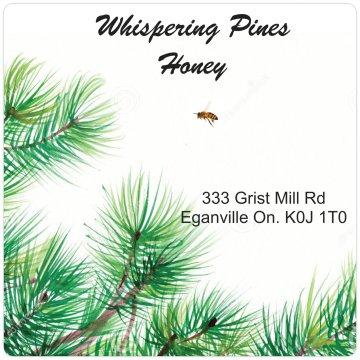 Whispering Pines Honey