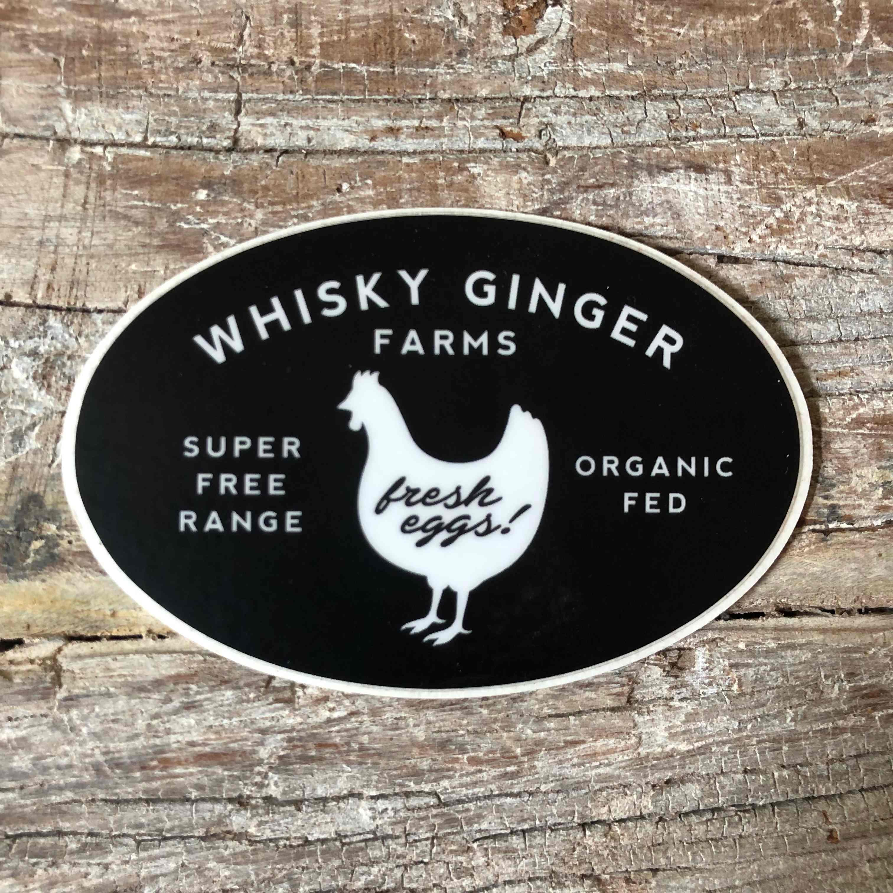 Whisky Ginger