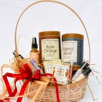 Self Care Gift Basket