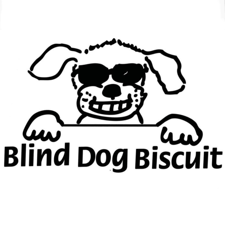 Blind Dog Biscuit
