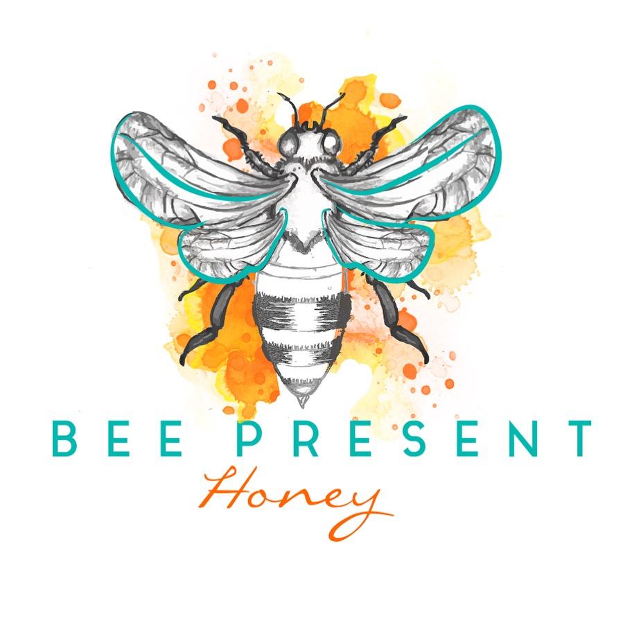 Bee Present Honey